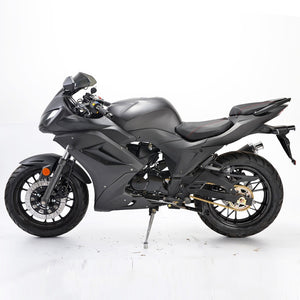 Boom Ninja SR9 125cc Full-Size Motorcycle - Street Legal