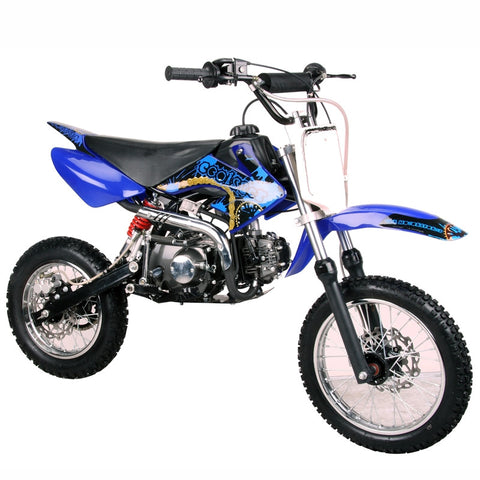 Buy Premium 125cc Dirt Bike Motocross Manual Clutch Qg 214 Pit