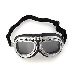 Vintage Style Aviator Goggles/Glasses
