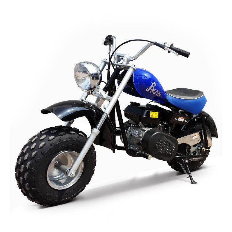 200cc Pocket Chopper Bike Premium Falcon Mini Chopper Db
