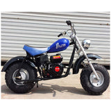 Premium Falcon 200CC Mini Chopper Motorcycle Bike w/ Fat Tires
