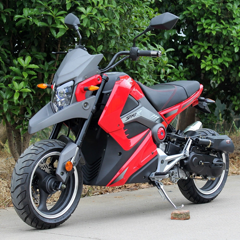 2019 DF50STT Moped Scooter - Street Legal 50cc