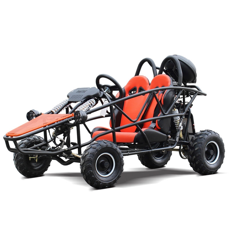 Buy 110CC Gas Go-Kart Off-Road Buggy Automatic Transmission ...