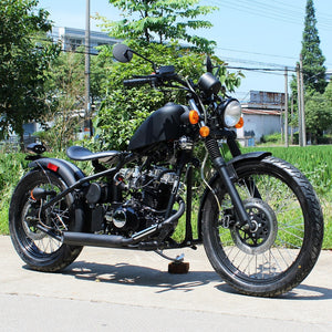 250cc Bobber Chopper Motorcycle Street Legal DF250RTB