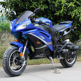2020 Super Ninja 50cc Super Pocket Bike ZXR6 - Fully Automatic Street Legal [PRE ORDER]