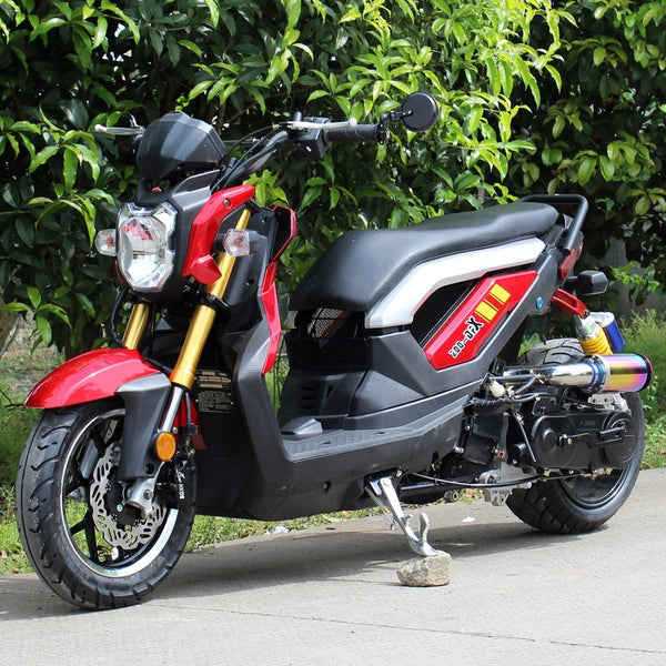 Buy dongfang 50cc rsport moped scooter df50stf street for Where can i buy a motor scooter