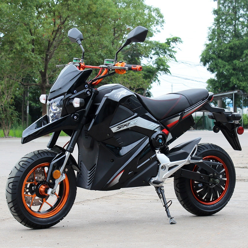 buy dongfang 2000w stt 2000e electric motorcycle moped. Black Bedroom Furniture Sets. Home Design Ideas