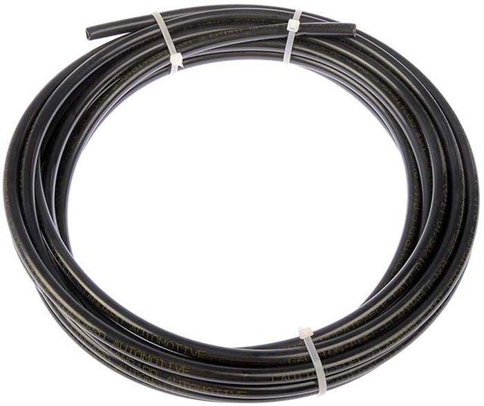 "Black Fuel Lines by the Foot 3/16"" ID - 3/8"" OD"