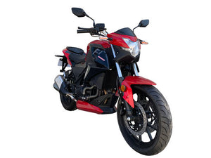 Viitacci 350cc Motorcycle YN250T-6 250cc GTO Bike Yongfu manufactured bike - RED