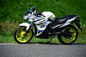 KPR-200cc Lifan Motorcycle - Fuel-Injected LF200-10S
