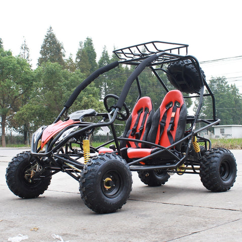 200cc Bolt Go Kart with Reverse - DF200GKB