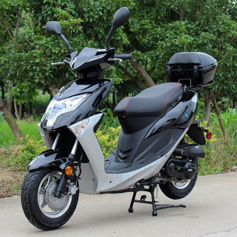 2017 Premium DongFang 50cc Moped Scooter DF50STC – Street Legal