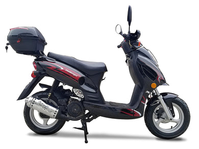 2021 IceBear Aldo 150cc Moped Scooter - PMZ150-11