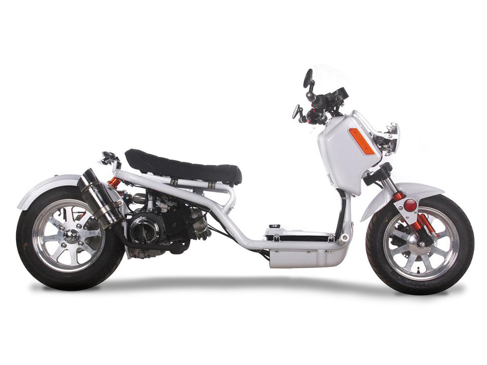 2020 MADDOG Generation IV 150cc Scooter - IceBear - PMZ150-21 [PRE ORDER]