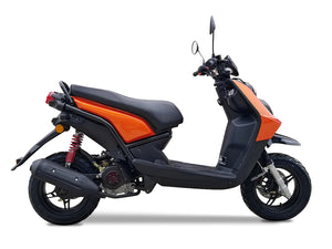 2020 Icebear Vision 49cc Moped Scooter Street Legal - PMZ50-17