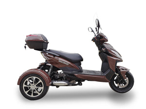 2020 IceBear Mojo Magic 50cc Moped Trike - PST50-1Z