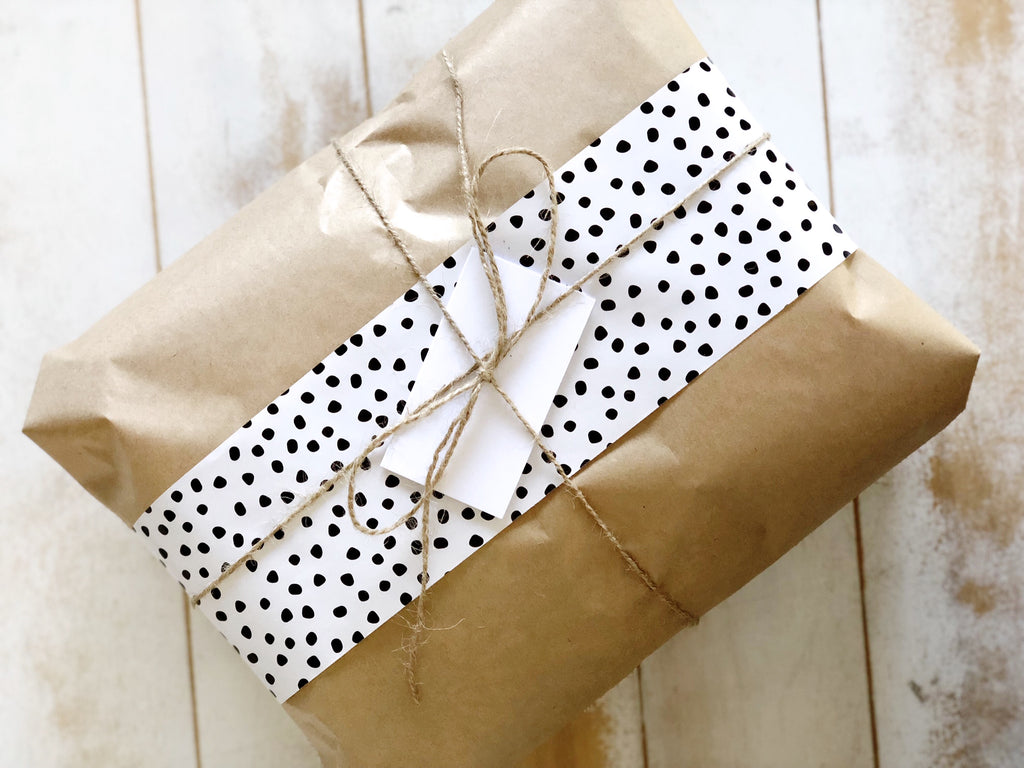 Gift Wrapping + Personalised Message