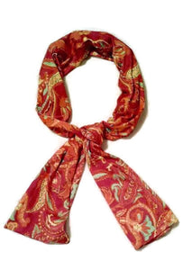 Cooling Scarf - Paisley - COOLING BALLS INCLUDED!