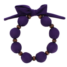 Cooling Necklace - Solid Color Purple