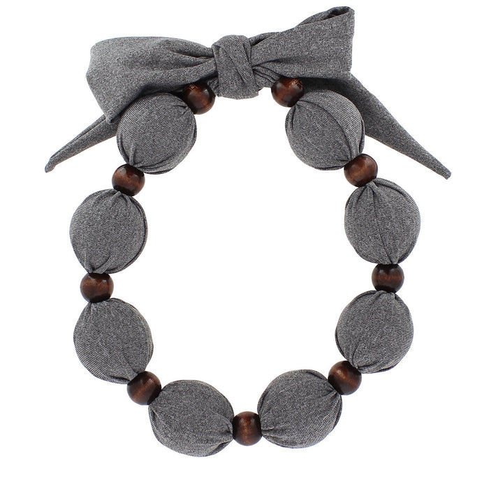 Cooling Necklace - Grey