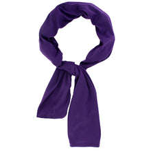 Cooling Scarf - Purple - COOLING BALLS INCLUDED!
