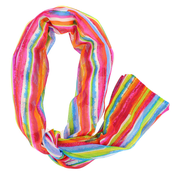 Cooling Scarf - Rainbow