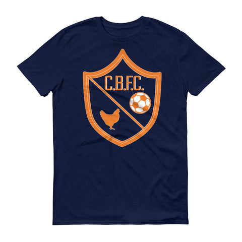 Chicken Bucket FC Crest Tee - Men's