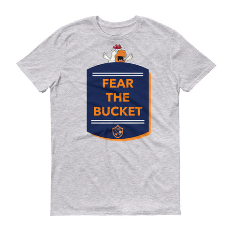 Fear the Bucket Tee - Men's