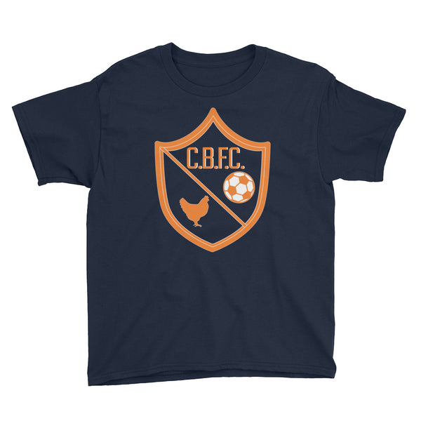 Chicken Bucket FC Crest Tee - Kids