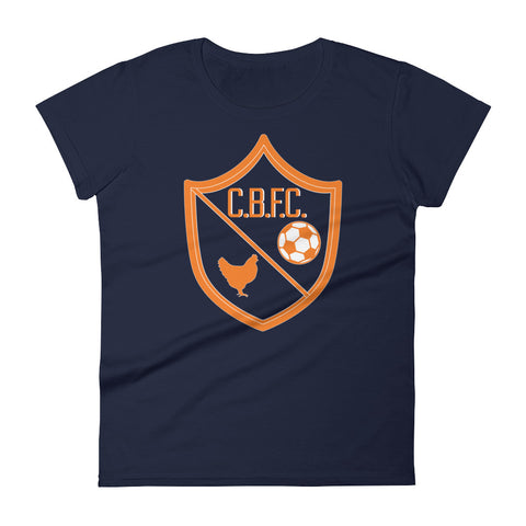 Chicken Bucket FC Crest Tee - Women's