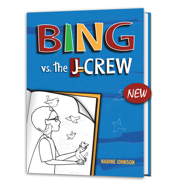 Bing vs. the J-Crew Chapter Book