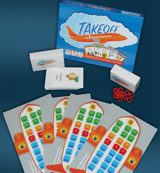 Takeoff Family Board Game