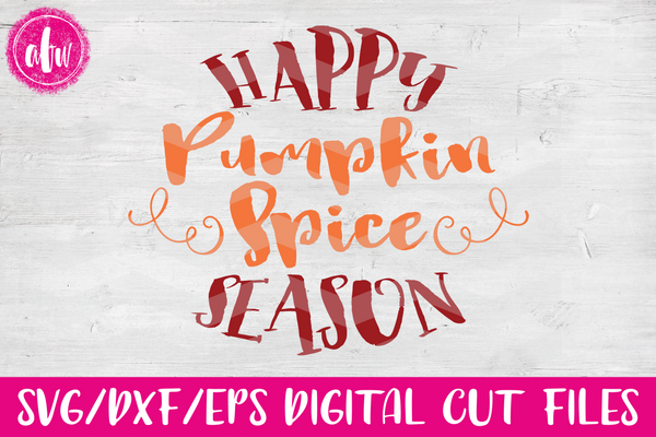 Fall Bundle - SVG, DXF, EPS