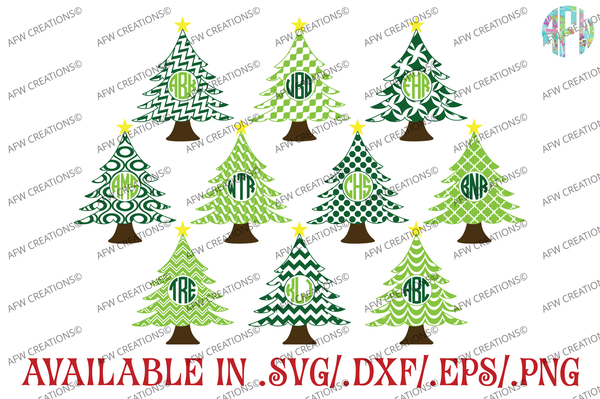 *Christmas Bundle - SVG, DXF, EPS