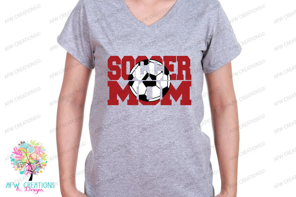 Soccer Mom Bundle - SVG, DXF, EPS