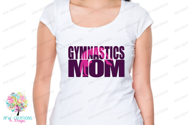 Sports Mom Bundle - SVG, DXF, EPS