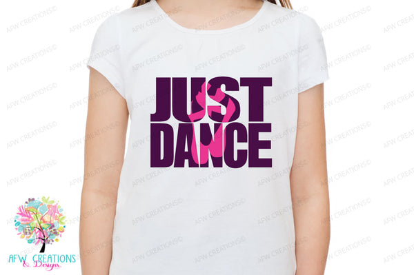 Just Dance #1 - SVG, DXF, EPS