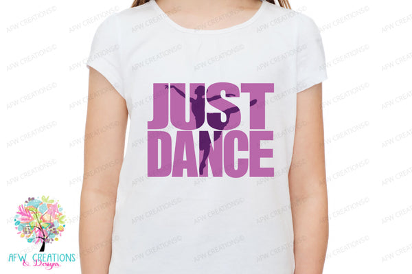 Just Dance #2 - SVG, DXF, EPS