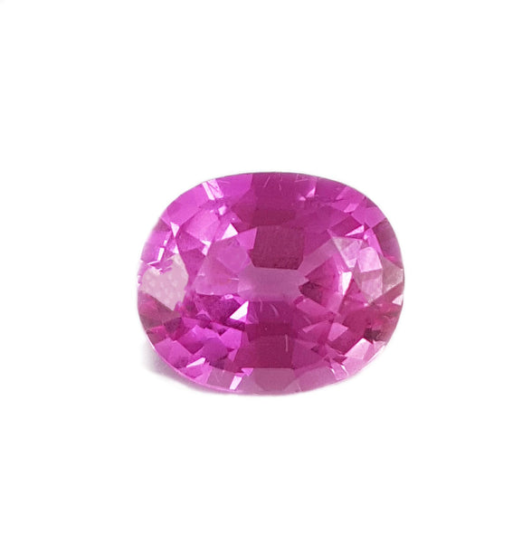 13.95ct Oval Pink Topaz