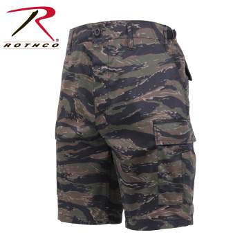 Rothco BDU Shorts Tiger Stripe Camo