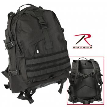 Rothco Large Transport Pack Black