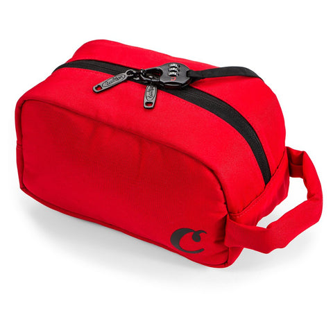 Cookies Smell Proof Toiletry Bag Red