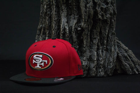 new era sf 49ers hat