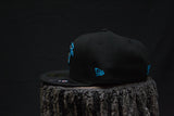 panthers fitted hat
