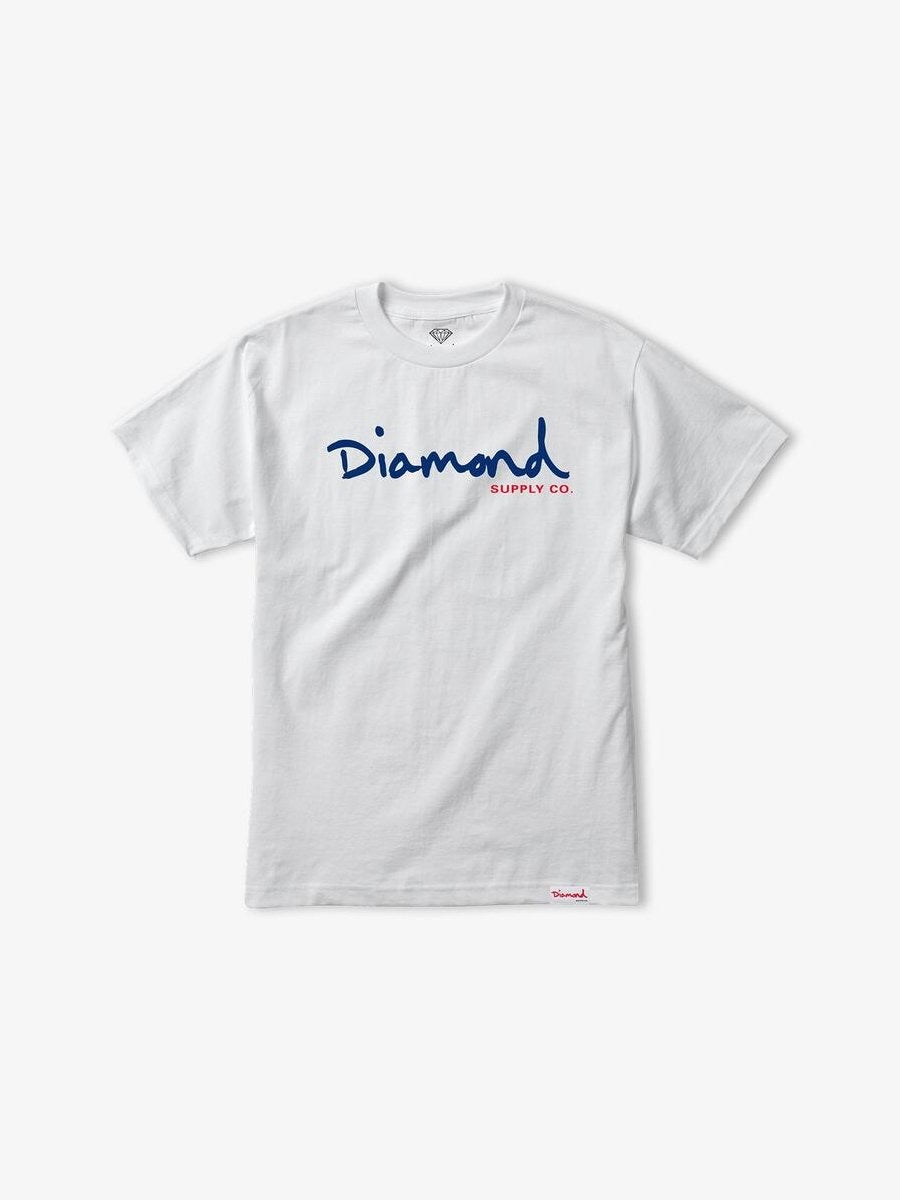 Diamond Supply OG Script T-Shirt
