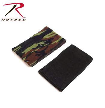 Rothco Fleece Scarf Black