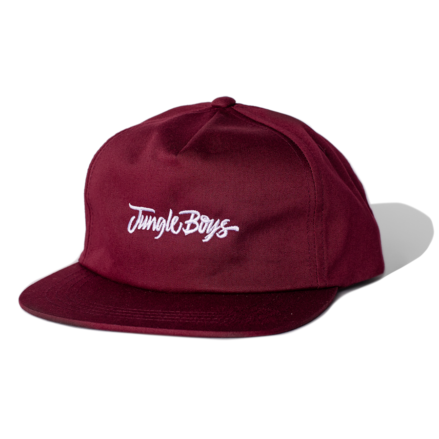 Jungle Boys 5-Panel Snapback