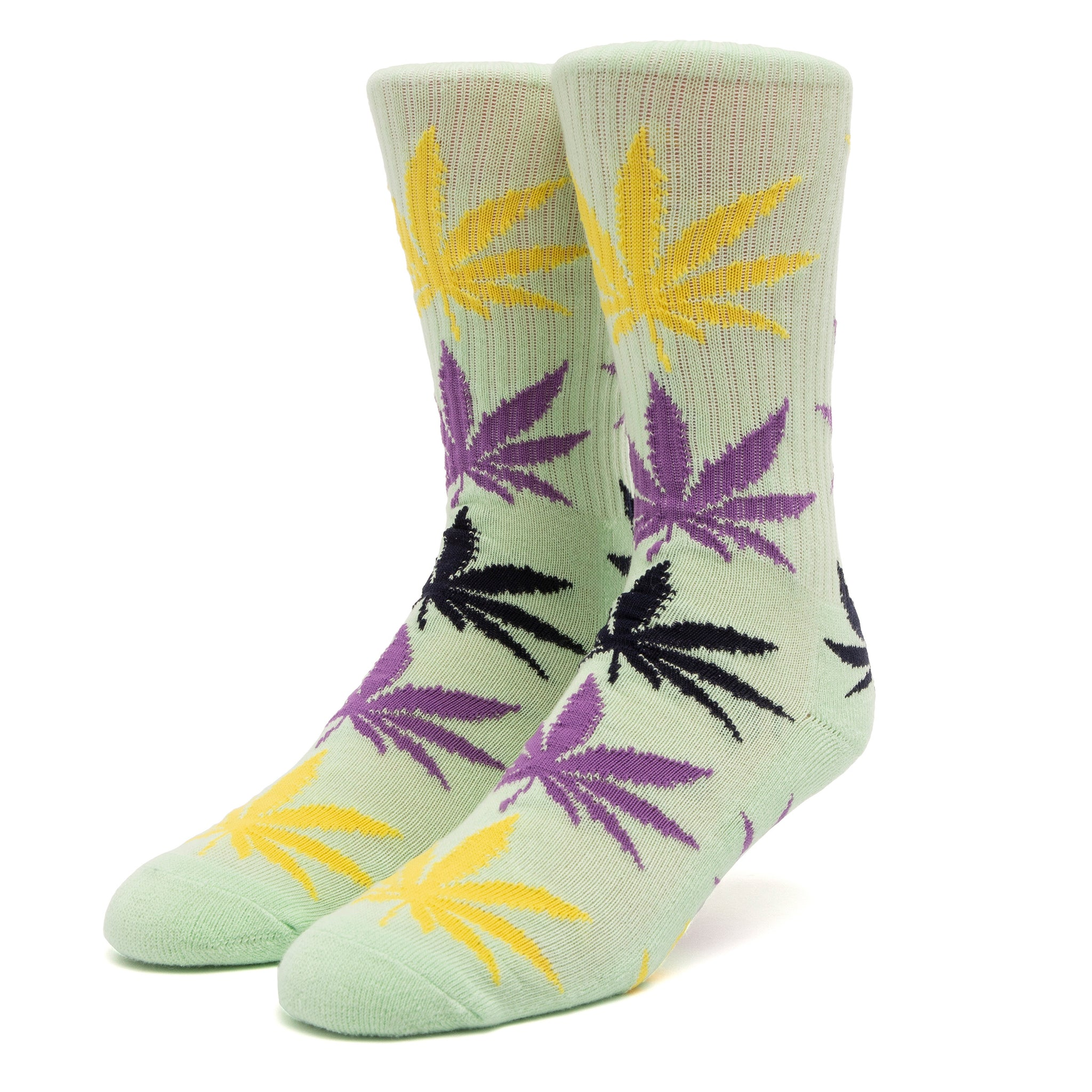 Huf Gradient Leaves Plantlife Sock