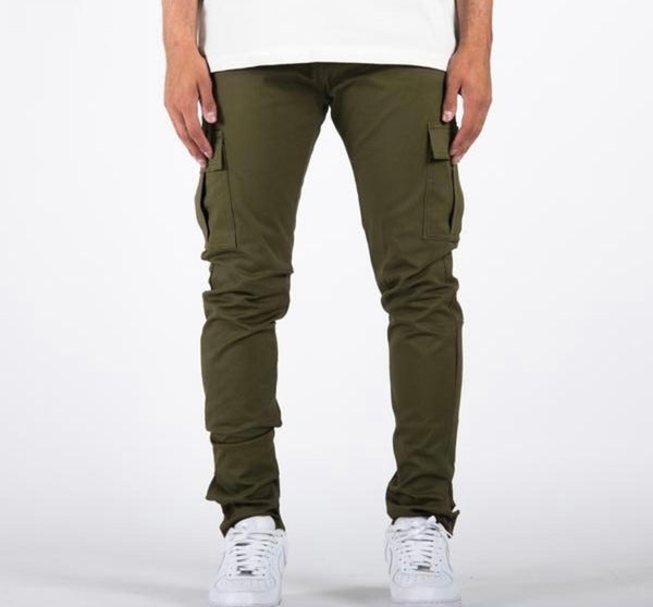 Golden Denim The Union Cargo Olive