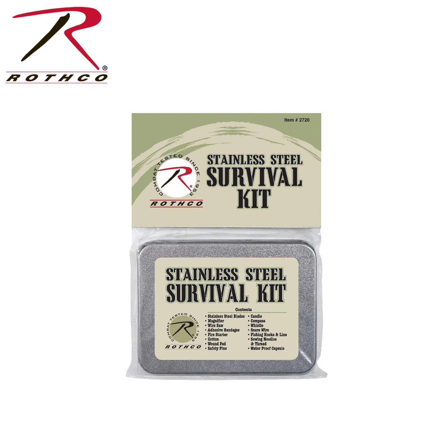 Rothco Survival Kit